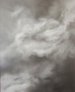 Ohne Titel, Zeichnung, 100 x 120 cm , 2016